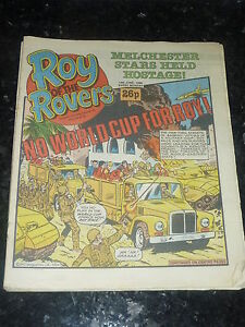 ROY-OF-THE-ROVERS-Year-1986-Date-14-06-1986-UK-Paper-Comic