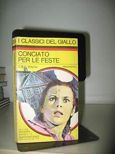 KITCHIN-C-B-H-lt-CONCIATO-PER-LE-FESTE-gt-IL-GIALLO-MONDADORI-204-1974