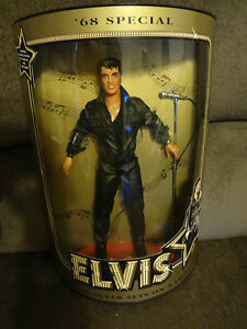 ELVIS-Presley-Specially-Numbered-68-Special-Elvis-Doll-Certificate-of-Authenti
