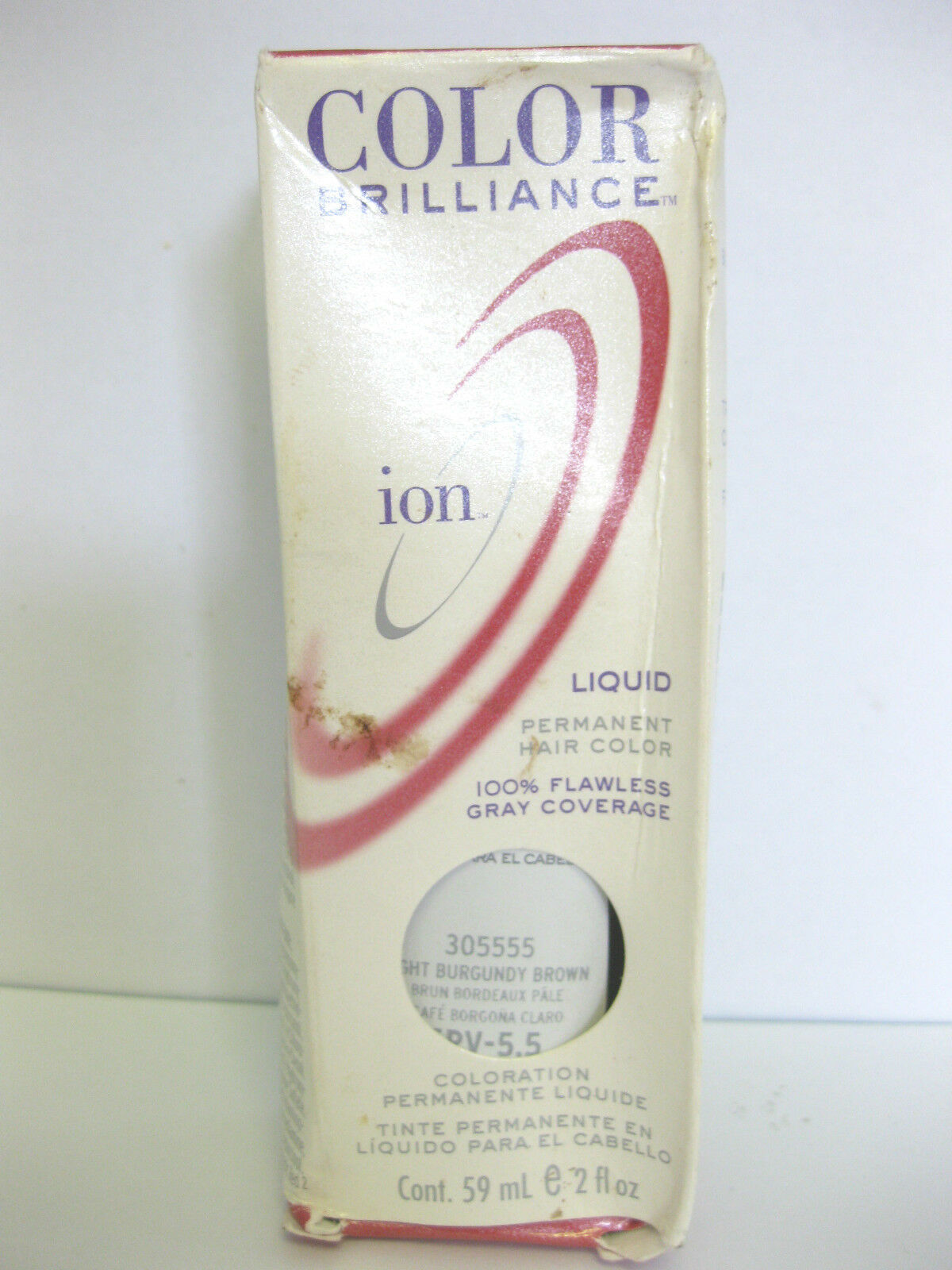 Ion Color Brilliance Liquid Permanent Hair Color 2 Oz