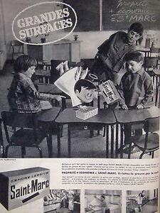 Publicit cendre lessive saint marc grande surface for Lessive st marc pour le carrelage