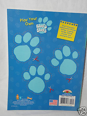 new blues clues paint and water coloring book a day at the beach - Paint With Water Coloring Books
