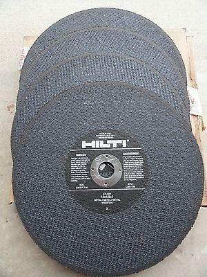 Hilti 12 X 1/8 X 1 Abrasive Wheels, Ab-a8h, 87806