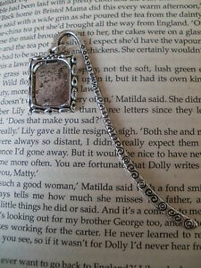 Silver-Tone-Photo-Metal-Bookmark