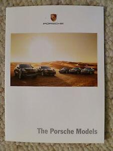 2010-Porsche-Full-Line-Brochure-RARE