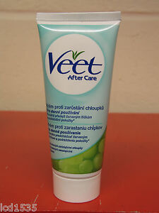 4 X VEET DAILY USE ANTI INGROWN HAIR CREAM FOR BIKINI LINE UNDERARMS LEGS ...