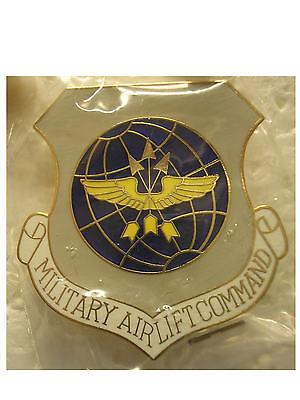 Replica Uniform Insignia-u.s.air Force - Military Airlift Command Beret Crest
