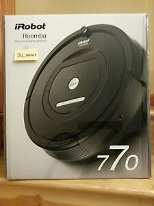 iRobot Roomba 770 Robotic Vacuum Cleaner BRAND NEW - FREE SHIPPING