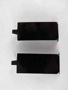 Hornby O Gauge 2 x Corridor End Plates for No2 coaches etc