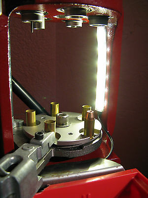 LED RELOADING PRESS LIGHTING SYSTEM,  Hornady,  Dillon,  Lee,  RCBS
