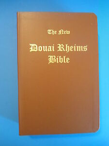 Douay-Douai-Rheims-Bible-New-Not-a-Challoner-edition-First-edition-2011