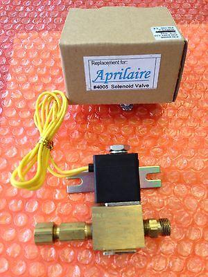 APRILAIRE 110 112 Humidifier 4005 Solenoid Water Valve