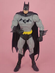 DC Universe Classic Dynamic Duo 2 pack Batman Grey and black loose