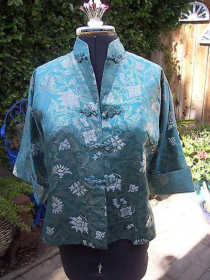 Vintage Ladies Asian Jacket, fully lined