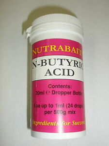 Nutrabaits-N-Butyric-acid-20ml-Carp-fishing-bait-ingredient