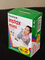 Fuji Instax Mini 5 Pellicole (f). 50 Foto Mhd 05/2018 -  - ebay.it