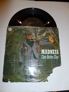 MADNESS-One-Better-Day-1984-UK-limited-edition-2-track-7-vinyl-single