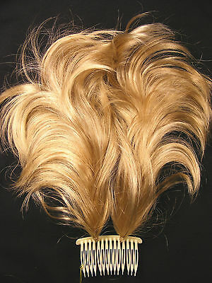 Hairpiece Comb Style Synthetic 5 Shades Of Blondes Eastern International