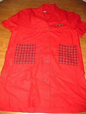 Купить Beanburg - BEANBURG Asian jacket embroidery characters kids Hong Kong red plaid school-girl