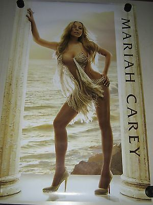 Mariah Carey - Promo Poster - Exc.New cond.