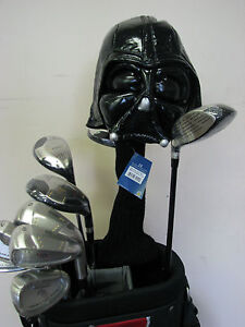 1-NEW-STAR-WARS-DARTH-VADER-460cc-Golf-Driver-Large-Headcover-Head-Cover