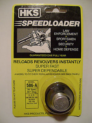 Hks Products Speed Loader 586-a Smith & Wesson Ruger