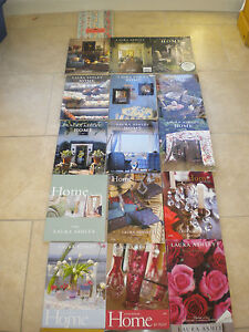 Vintage Rare Laura Ashley Catalogue Choose A Year From The list