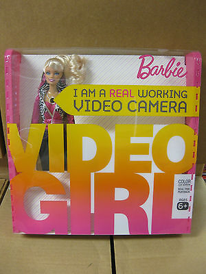 2009 Barbie Video Girl Doll