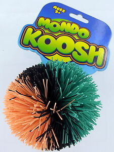 MONDO-KOOSH-Ball-BIG-4-Toy-ODDZON-Hasbro-Basic-Fun-Natural-Latex-Rubber-NEW-S2
