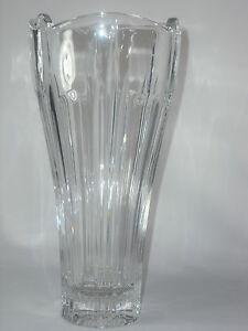 "Lenox Rhapsody 10"" Vase Full Lead Crystal Vase New   eBay"