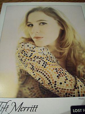 Tift Merritt 2002 Color Publicity Photo