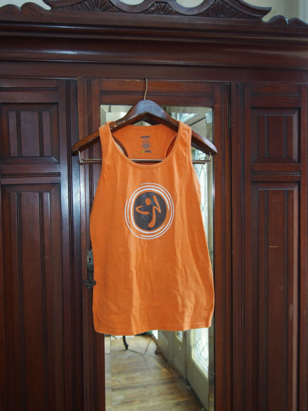 Zumba  Racerback SUPER RARE XXL  (100% price for animal charity)