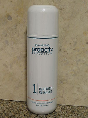 Proactiv Renewing Cleanser 8oz New Formula  Proactive on Rummage