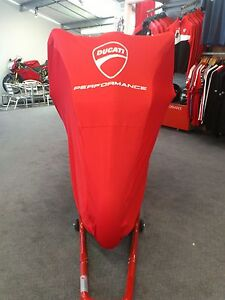 Genuine Ducati Performance Indoor Bike Dust Cover, Panigale, 848, 916, 998, 1098