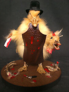 Taxidermy-Duckling-Quack-The-Ripper-Savage-Taxidermy-Killer-Curio