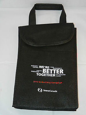 Transcanada Insulated Mini Cooler Lunch Bag  New  With Carry Handle 11  X 4