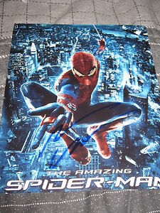 ANDREW-GARFIELD-SIGNED-AUTOGRAPH-8x10-PHOTO-AMAZING-SPIDERMAN-PROOF-COA-NYC-N