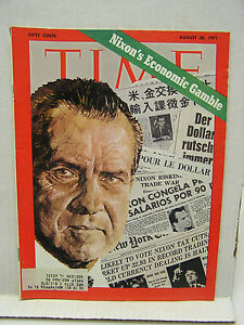 Time Magazine, Nixon's Energy Cuts, The Big Freeze, December 3, 1973