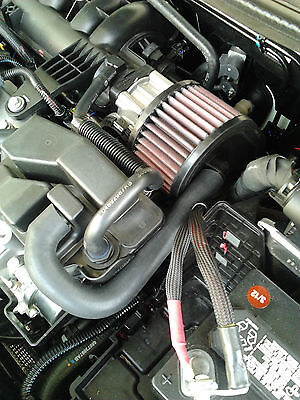 "New FIAT 500 Pop - Lounge - Sport   ""Short Shot"" Intake System - with K&N Filter"
