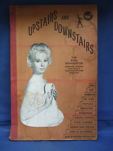 Upstairs-and-Downstairs-1959-Press-Book-Jean-Osborne