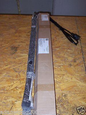 Chatsworth 12853-708 Power Strip Surge Protector 38 Long 20a Amp