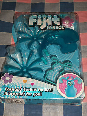 Mattel Fijit Friends Accessory Pack Blue Ears Earlets For Her Bracelet For You