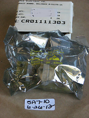 NIB RELIANCE ELECTRIC GATE COUPLING PRINTED CIRCUIT BOARD 0-51378-15 230/460 V