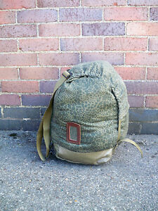 Army Backpack Rucksack Day Sack Puma Camouflage Waterproof Base Genuine Military