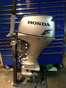 2006 Honda 20 Hp 4 Stroke Outboard Motor Water Ready Boat Engine 15 25 30 35 Wow Ebay