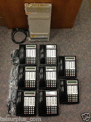 Avaya Lucent Att Partner Acs Business Phone System 8 18d Phones 700216047