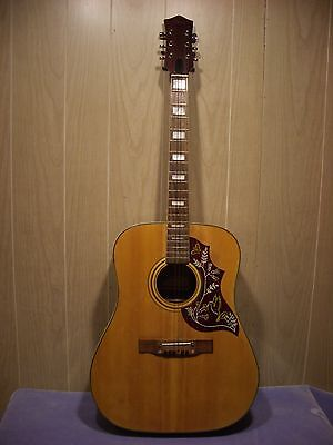 Tele star Acoustic, 6 string Guitar * Vintage (late 1960s)