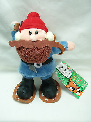 Yukon Cornelius Snowshoes 6 Misfit Toys Rudolph Red Nosed Reindeer W/ Tag