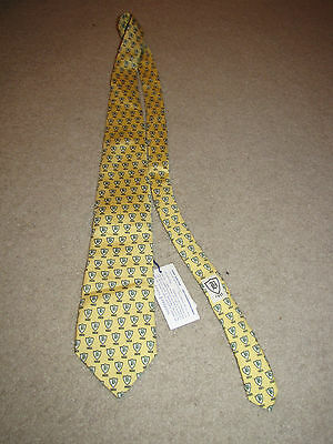 Vineyard Vines B 1922 Yellow Tie 60, 3 7.5cm