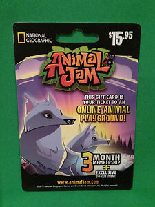 ANIMAL-JAM-3-Month-Membership-Gift-Card-ARCTIC-WOLF-15-000-G-National-Geographic